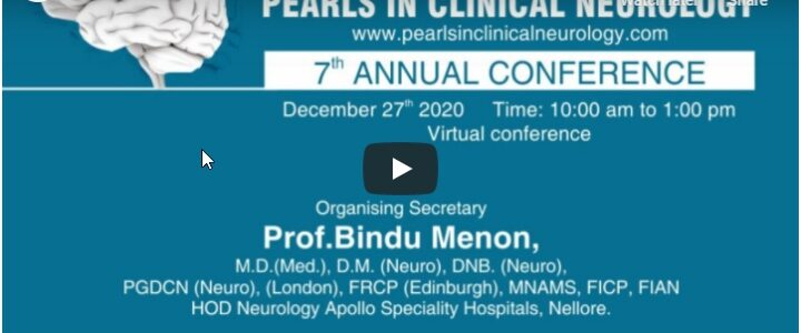 Pearls in clinical Neurology 2020